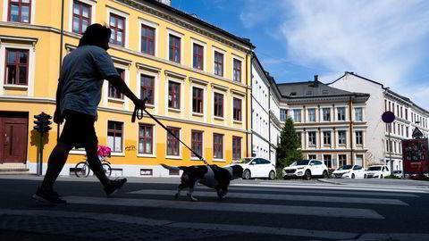 Boliger på Grünerløkka i Oslo