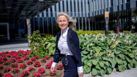Valborg Lundegaard er administrerende direktør i Aker Carbon Capture.