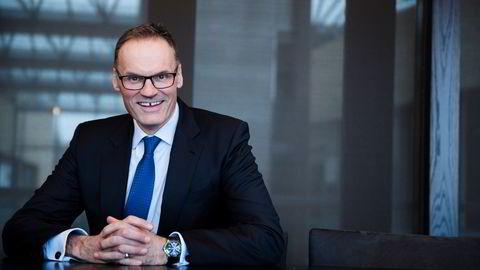 Styreleder Klaus-Anders Nysteen i Norwegian Finans Holding og Bank Norwegian mener budet fra svenske Nordax ikke vil bli godkjent av myndighetene som det er i dag.