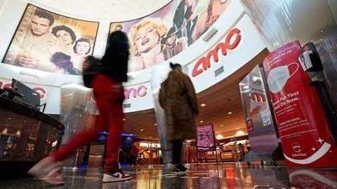 AMC eier omtrent tusen kinoer, mesteparten i USA men også knapt 300 Europa. Her fra Burbank i California.