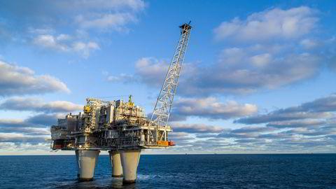 Pengemaskin: Equinors gassplattform Troll A har fått tillatelse til å øke produksjonen for å levere til et svært stramt europeisk marked. Med skyhøye priser har Norge nå rekordstore inntekter fra gasseksporten – og store deler av pengestrømmen finner veien til statskassen.