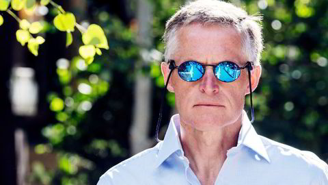 Norske Ole Andreas Halvorsen leder det gigantiske hedgefondet Viking Global Investors fra USAs østkyst.