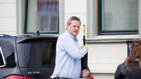 Krafttrader Einar Aas tjener penger igjen.