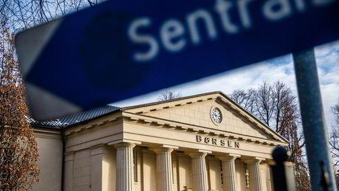 Hovedindeksen på Oslo Børs har nå stengt over 1000 poeng hver handelsdag den siste uken.