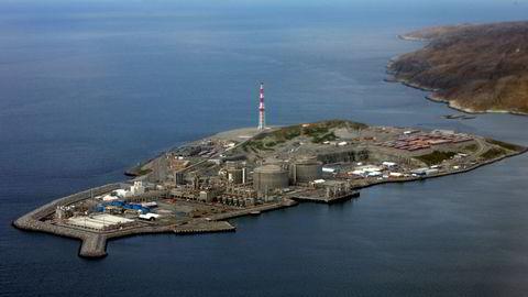 Equinor melder om nye forsinkelser ved gassanlegget på Melkøya ved Hammerfest.