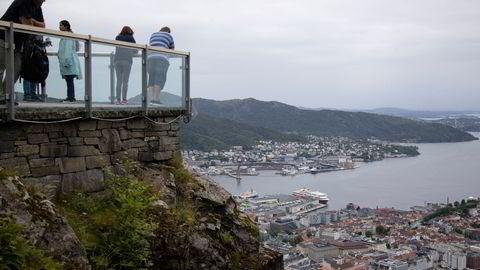 Bergen har ingen hast med å kvitte seg med statlige midler, tildelt byen for å lette byrdene for næringsdrivende som sliter med ettervirkningen av pandemien.