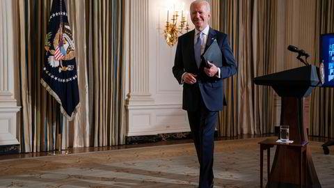 Dommedagsprofetene mener president Joe Bidens store stimulanspakke vil gi overoppheting og inflasjon. For en gangs skyld er jeg ikke en av dem, skriver artikkelforfatteren.