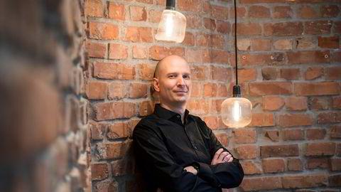 Med sin egenutviklede app som overvåker kundenes strømforbruket, har Tibber-gründer Edgeir Vårdal Aksnes utfordret de tradisjonelle aktørene i strømmarkedet.