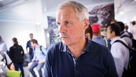 Gustav Witzøe, eier og gründer av Salmar.