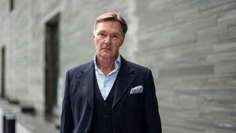 Finansmann Alexander Munch-Thore var en av et knippe rådgivere til Norwegian.