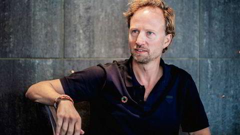 Norske Christian Sinding i det svenske oppkjøpsfondet EQT er blant toppene hentet inn millioner etter å ha solgt aksjer i fondet forrige uke. Foto: Stian Lysberg Solum / NTB