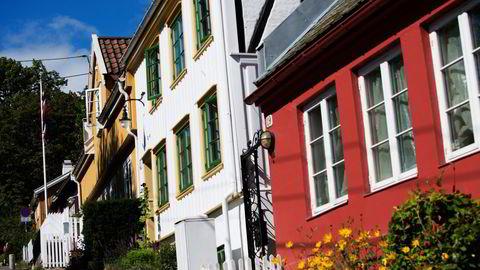 Snart blir det viktigere for boligselgere å kunne dokumentere tilstanden på boligen ved salg. Her fra Telthusbakken i Oslo.