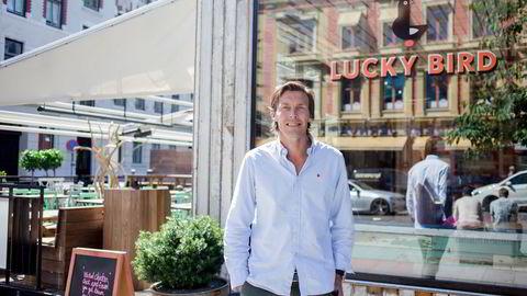 Bo Vivike daglig leder i R.E.N. Group med syv barer og restauranter i Oslo som alle er blitt åpnet og stengt flere ganger siden koronautbruddet for ett år siden.