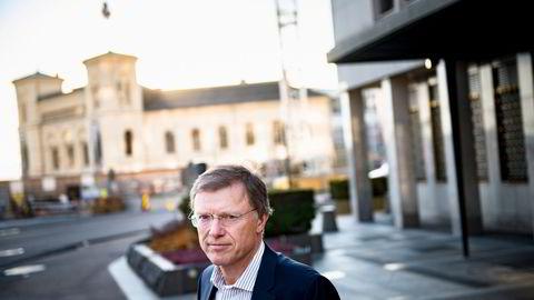 Peter Hermanrud, sjefstrateg i Sparebank 1 Markets, kaller markedsbevegelsene for en «klassisk rotasjon».