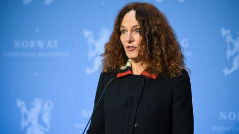 FHI-direktør Camilla Stoltenberg.