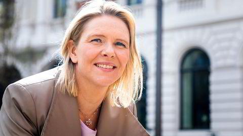 Leder i Fremskrittspartiet, Sylvi Listhaug, beskyldes for å være ond.