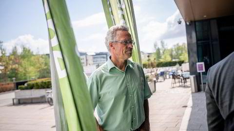 – Det bør skremme velgerne at Støre vil skjerme bensinprisen for CO2-avgift bare noen dager etter at FNs generalsekretær har sendt ut full alarm om klimaet til alle land i verden, sier Rasmus Hansson (bildet) i Miljøpartiet de Grønne.
