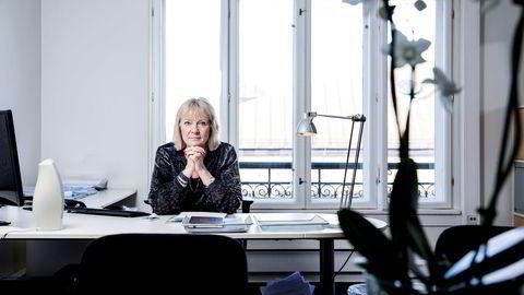 Kristin Clemet, leder av tankesmien Civita får nytt svar fra professor Kalle Moene.