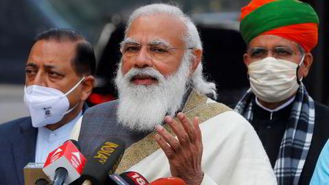 Hindunasjonalismen til Indias statsminister Modi har fascistiske trekk, skriver artikkelforfatteren.