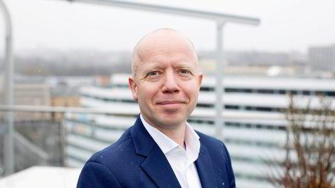 Trond Sundnes ble tidligere i år utnevnt til ny konsernsjef for NHST Media Group, som blant annet eier Dagens Næringsliv.