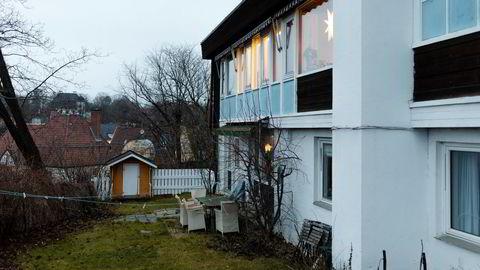 Dette huset på Frogner ble solgt for 27 millioner til Kjell Kristiansen. Senere solgte kjøperen det videre for 31 millioner.