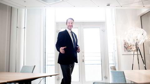 Danske Bank Norge-sjef Trond F. Mellingsæter har tatt for mye gebyr fra 190.000 kunder i mange år.