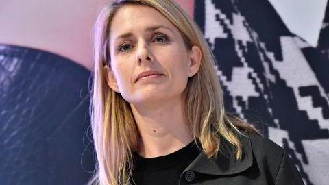 Helena Helmersson tok over som sjef i Hennes & Mauritz og har måttet styre den svenske kleskjeden gjennom en pandemi.