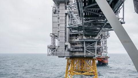 Utbyggingen av det enorme Johan Sverdrup-feltet i Nordsjøen vil føre til økt produksjon de nærmeste årene, men deretter starter den ubønnhørlige nedgangen på norsk sokkel.