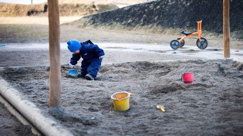 Private barnehager har vært avgjørende for at vi nå har plass til alle barn i barnehage.