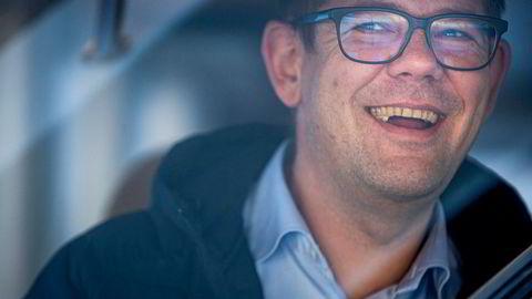 Lars Måsøval er tredjegenerasjons oppdretter og styreleder i Måsøval as som nå søker notering ved Euronext Growth-listen