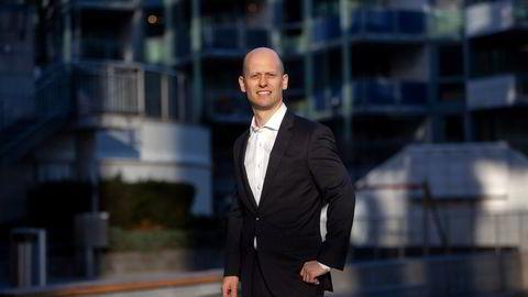 Sjeføkonom i Swedbank, Øystein Børsum (45) ble nylig utnevnt til ny visesentralbanksjef med ansvar for Oljefondet.