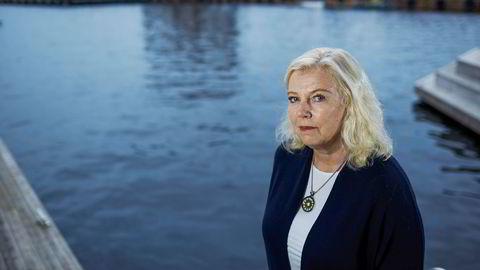 Analysesjef Anne Gjøen, Handelsbanken.