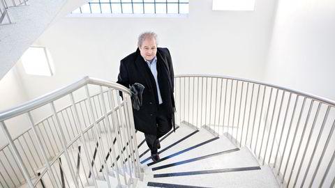 Skatteadvokat og partner Ernst Ravnaas i Sands.