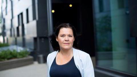 Oslo, Norge, 23.06.2016: Elisabeth Holvik. DNs boligpanel. Foto: Øyvind Elvsborg ---