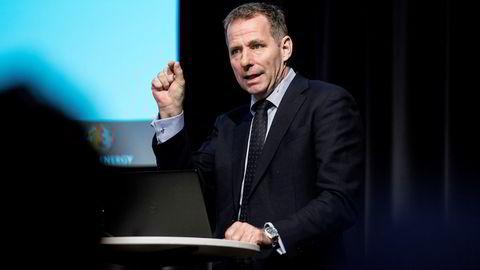 Jarand Rystad  mener Norge er i en ideell posisjon til å nyte godt av komfortable oljepriser.