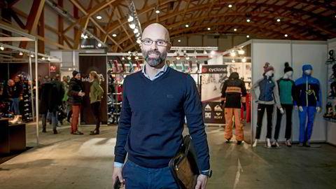 – Det er formidabel vekst, men vi måler mot det vanskelige førstekvartalet i 2019, sier Trond Evald Hansen, administrerende direktør i Norsk Sportsbransjeforening.