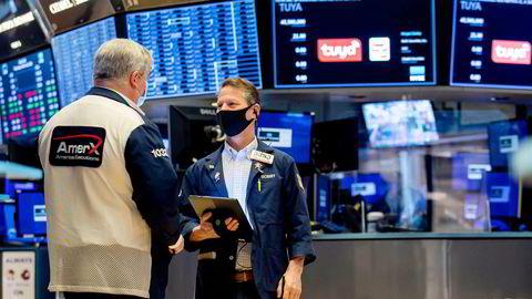Markedet reagerer positivt på Bidens foreslåtte infrastrukturplan, men strateg advarer om at det kan snu raskt.
