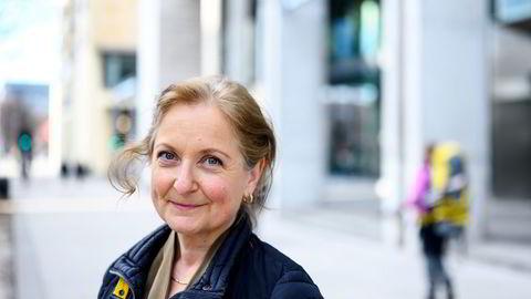 Administrerende direktør Christin Bøsterud forteller at konsulentselskapet EY vil betale tilbake krisepengene til staten.
