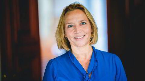 Marianne Olsnes er administrerende direktør i Norske Shell.