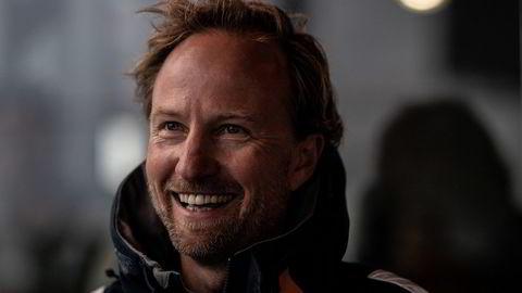 Den norske EQT-sjefen Christian Sinding.