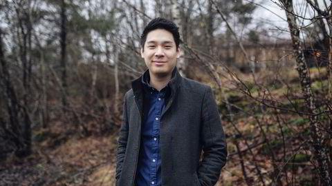 Administrerende direktør Thuc Hoang i Mirai Technologies. En Mybank-kunde ble kastet ut av banken etter at kryptobørsen Miraiex ikke ga tilstrekkelig informasjon for å redusere hvitvaskingsrisikoen.