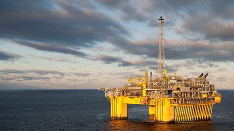 Equinor tror produksjonen av olje vil falle fra 2026.