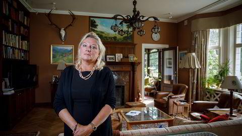 Ragnhild Wiborg, investor og styregrossist, har særlig troen på material- og råvareaksjer.