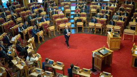 Norske politikerne har hatt superflaks i 20 år, skriver artikkelforfatteren.