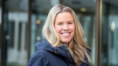 – Vi har et stort team som jobber med mange noteringer nå, sier partner Ylva Gjesdahl Petersen i Advokatfirmaet Thommessen.