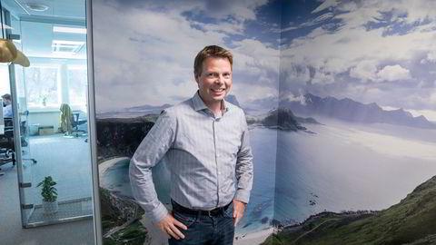 Airthings er i rute til å nå målet om en milliard kroner i inntekter i 2024, ifølge administrerende direktør Øyvind Birkenes.