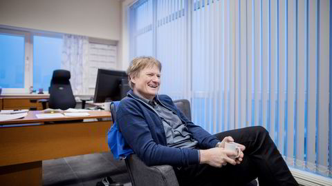 Inge Berg er grunnlegger og eier av Nordlaks