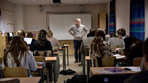 Skriftlig eksamen er avlyst for videregående elever våren 2021 på grunn av korona. Det gir urettferdige utslag.