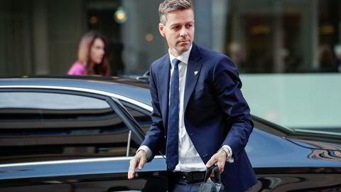 Regjeringen og samferdselsminister Knut Arild Hareide (KrF) er like rundt hjørnet med ny Nasjonal transportplan.