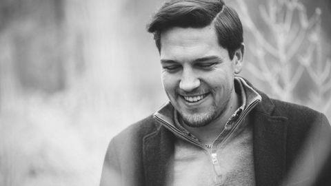 Før viktige jobbintervjuer pleier Anton Möller å gå turer i byen for å klarne tankene.